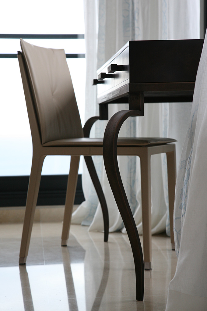 Holiday Apartment With Sea View And Barbecue Terrace. Modern Scandinavian  Components Mixed With Italian Design. Light And Used Look Fabrics In Light  Blue ...